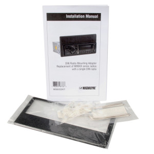 Magnadyne M99XXSDKIT   Class A RV Radio Mounting Adapter Kit for M9900 Series Radio Replacement - Full View