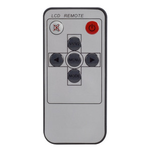 Magnadyne RC-M115 | IR remote for M115C Safety Camera Monitor - Front View