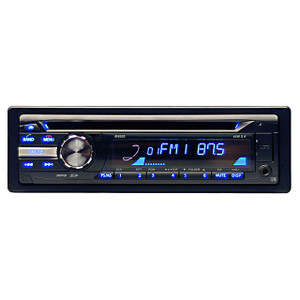 Magnadyne M9920 | AM/FM/BT/CD Receiver Single DIN - Front View