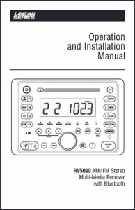 Linear Series RV5090 - Gen 2 | Operation & Installation Manual