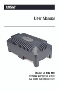 Linear Series LS-SUB-100 | User's Manual