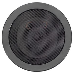 "Magnadyne LS515B   5-1/4"" 3-Way Speaker Black - Front View"