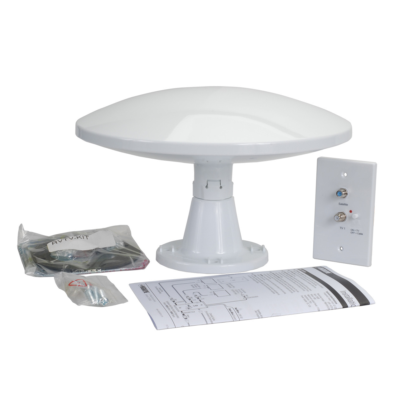 Magnadyne Roof Mount Omni-Directional Antenna