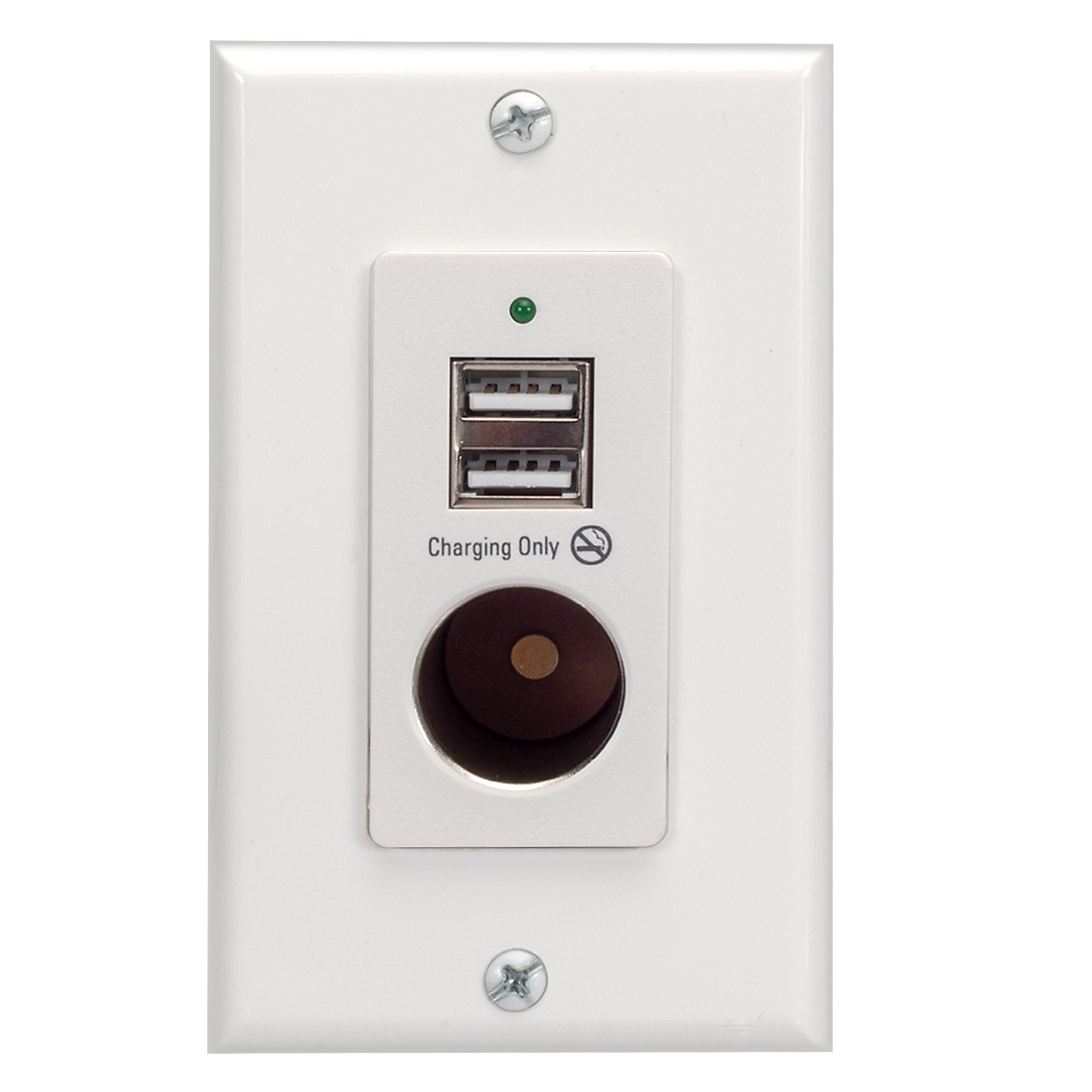 WC-12V Black or White on parallel outlet wiring diagram, power outlet wiring diagram, usb lighting diagram, phone outlet wiring diagram, bluetooth wiring diagram, telephone outlet wiring diagram,