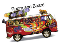 Room and Board [Note Card Set of 6]