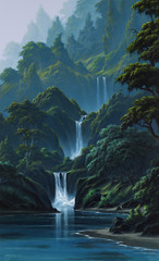 Enchanted Falls [Limited Edition]