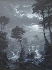 Shades of Gray #11 [Original Painting]