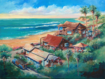 ABOVE CRYSTAL COVE [Note Card Set of 6]