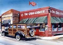 Crab Cooker [PRINT 16 x 12]