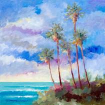 Laguna Palms [PRINT 12 x 12]