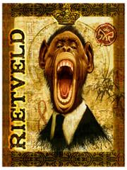 Monkey Suit  [Print]