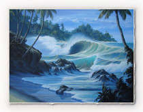 South Sea Surf [SIGNATURE EDITION 23 x 18]