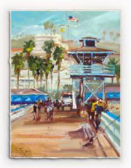 San Clemente Pier [SIGNATURE EDITION 18 X 23]