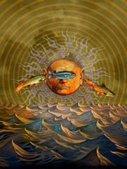 Sun of a Tripper [Note Card Set of 6]