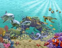 Mother Ocean [Note Card Set of 6]