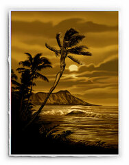 Diamond Head [SIGNATURE EDITION 18 x 23]