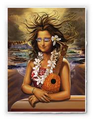 The Mona Kea [SIGNATURE EDITION 18 x 23]