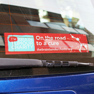 Car Sticker - On the road