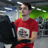 NEW The Brain Tumour Charity Crew Neck T-Shirt