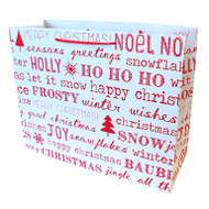 Festive Fonts Gift Bag (medium)