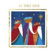 We Three Kings (gold foil)