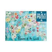 Flowers of the World Puzzle 500 Pieces