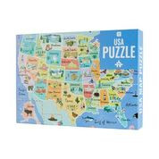 USA 50 States Puzzle 1000 Pieces