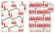 Singing in the Choir Gift Wrap and Tags