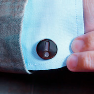 Christmas Cufflinks - A Cure Can't Wait!