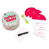 Doodle Dash Game in a Tin for Kids