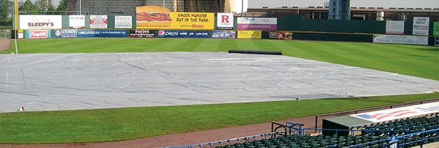 baseball field covers