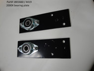 2000X Bearing Plate Assembly (20-4419/1801660)