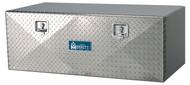 "Merritt Tool Box, Single Diamond Plate Door, 18""H X 18""W X 18""L (40-202)"