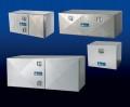 "Tool Box, Single Diamond Plate Door, 18"" X 24"" X 60"" (300-298)"