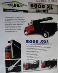5000XGL™ Complete Tarping System (20-729/1803902)