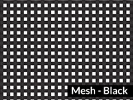7' X 26' F/S Black Mesh Tarp (20-4016/1801460)