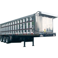 Long Arm 41™, Dump Trailer Roll Tarp System