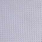 10' X 25' White Maur-Net W/Web Reinforced Hems W/Grommets 24'' Apart