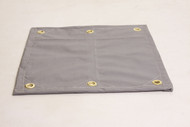12' X 16' c/s Ultra Strong Noble Style Poly Tarp - Blue