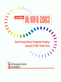 IR/INFO Conference Proceedings - 2003