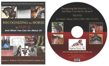 Recognizing the Horse in Pain II:  And What You Can Do About It!  Book & DVD