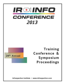 IR/INFO Conference Proceedings - 2013