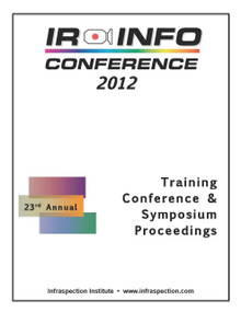 IR/INFO Conference Proceedings - 2012