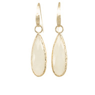 Moonstone Sterling Earrings