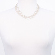Triple Strand Sterling Choker