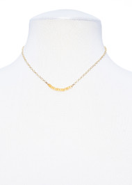 Petite Citrine Necklace