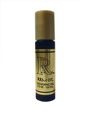 RRM™ Premium Gold Blend Learning Oil, 1/3 oz (Strong Blend)