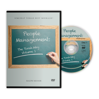 People Management: The Torah Way, Vol.1