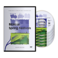 The Biblical Spring Festivals