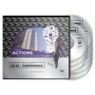 2018 Fall Leadership Conference (A Man's Actions Are Determined by His Thoughts)